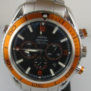 Omega Seamaster Planet Ocean, Luxury Watch, Galway, Ireland