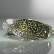 Diamond 14k White Gold Ring