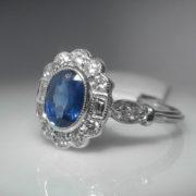 Sapphire Ring, Fine Jewellery, Jewellery