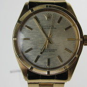 Rolex Oyster Perpetual 1005 / 1007 18k Gold