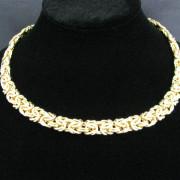 Byzantine Necklace and Bracelet, Gold necklace, Necklace, Fine Jewellery, Jewellery Shop, Jewellers, Galway, West of Ireland