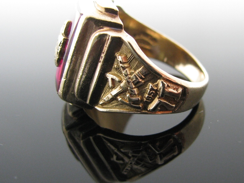 College Ring Dieges And Clust