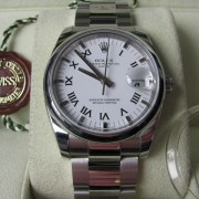 Rolex Oyster Perpetual Date 115200 Steel