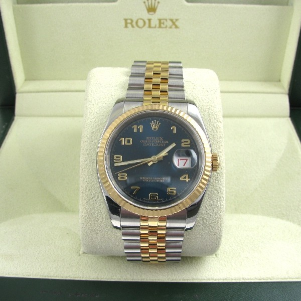 Rolex Oyster Perpetual Datejust 116233 New Model