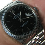 Rare Rolex Oyster Datejust 16014 S/Steel