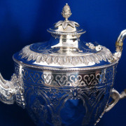 Silver Tea and Coffee Service