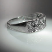 White Gold And Diamond Ring, diamond ring, jewellers, jewellery shop, Galway, fine jewellery, diamond jewellery