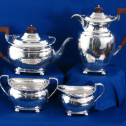 Silver Tea /Coffee Service