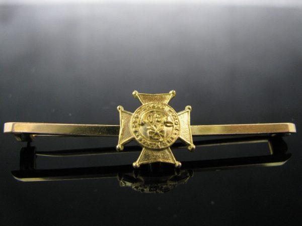 Kings Royal Rifle Corps Brooch
