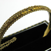Victorian Bangle Etruscan Style 15k