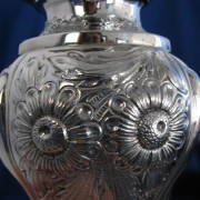 West & Son, Irish Silver Sugar Caster, Irish Silverware, Antique Silver, Silverware, Antiques, Galway, Ireland