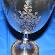 Silver Presentation Cup/Goblet
