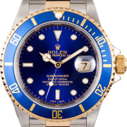 16613 Rolex Submariner, Luxury Watch, Rolex, Watch, Galway, Ireland, Pre-Owned Rolex, The Antiques Room