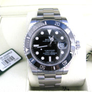 Rolex Submariner 116610LN, Luxury Watch, Rolex, Watch, Galway, Ireland, Pre-Owned Rolex, The Antiques Room
