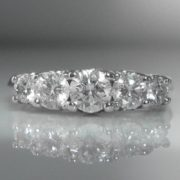 Five Stone Diamond Ring