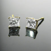 Diamond Earrings, Diamonds, Fine Jewellery, Jewellery Shop, Jewellers, Galway