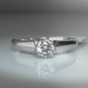 Solitaire Diamond Ring, Diamond Engagement Ring