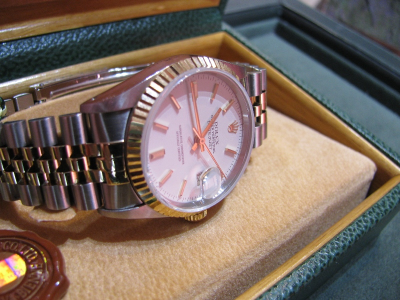 16223 Gold Rolex, Luxury Watch, Rolex, Watch, Galway, Ireland, Pre-Owned Rolex
