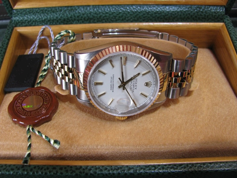 Rolex DateJust 68263, Luxury Watch, Rolex, Watch, Galway, Ireland, The Antiques Room