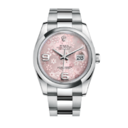 Oyster Perpetual DateJust 116200, Ladies Pink Dial Rolex, , Luxury Watch, Rolex, Galway, Ireland