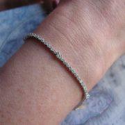 Diamond Tennis Bracelet 1.94cts