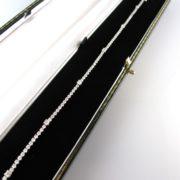 Diamond Tennis Bracelet, diamond bracelet, tennis bracelet, bracelet, jewellery, Galway, Ireland, The Antiques Room