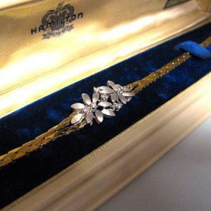 Vintage Diamond Bracelet, Vintage bracelet, bracelet, gold bracelet, diamond bracelet, Galway, Ireland