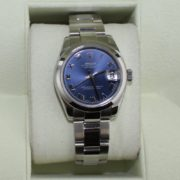 Mid size - Rolex DateJust - in Stainless Steel 31mm - 178240