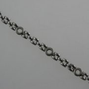 White Gold Bracelet, Gold bracelet, Jewellery, Galway, Ireland, The Antiques Room