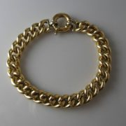 Curb Link Bracelet, Jewellery, Galway, Ireland, Ireland, The Antiques Room