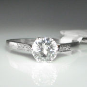 Diamond & Platinum Ring, Diamond Engagement Ring, Diamond Ring, Jewellers, Jewellery Shop, Galway