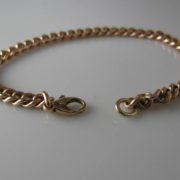 Rose Gold Bracelet, Gold bracelet, Jewellery, Galway, Ireland, The Antiques Room