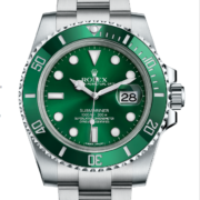 116610LV Submariner, Hulk Edition, Luxury Watch, Rolex, Watch, Galway, Ireland, pre-owned Rolex, The Antiques Room, Watch Dealer