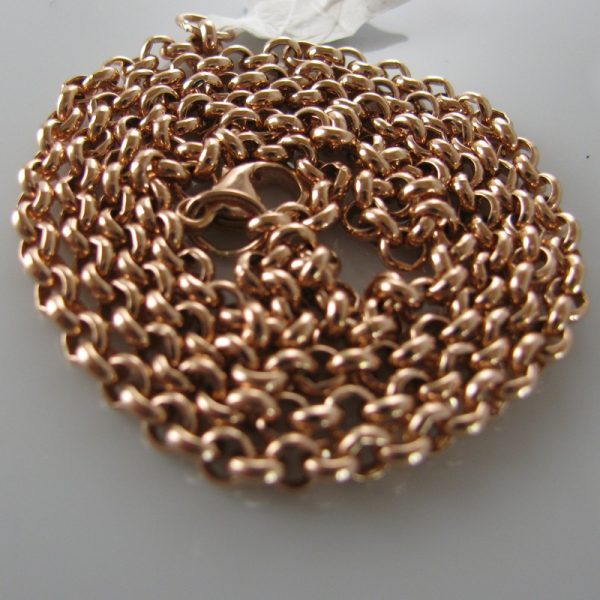 Rose Gold Chain, Gold necklace, Necklace, Fine Jewellery, Jewellery Shop, Jewellers, Galway, West of Ireland