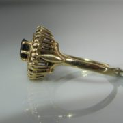 Sapphire Ring, Fine Jewellery, Jewellery Shop, Jewellers, Galway