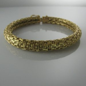 Gold Bracelet, Bracelet, Bangle, Fine Jewellery, Jewellery Shop, Jewellers, Galway
