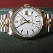 Rolex DateJust 16223 White Dial, Luxury Watch, Rolex, Watch, Galway, Ireland, Pre-Owned Rolex, The Antiques Room