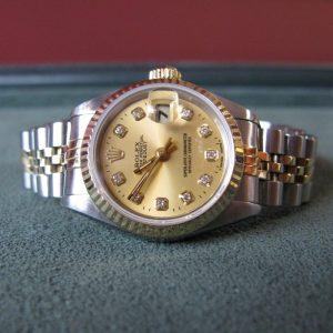 Rolex DateJust 69173, Luxury Watch, Rolex, Watch, Galway, Ireland, Pre-Owned Rolex, The Antiques Room