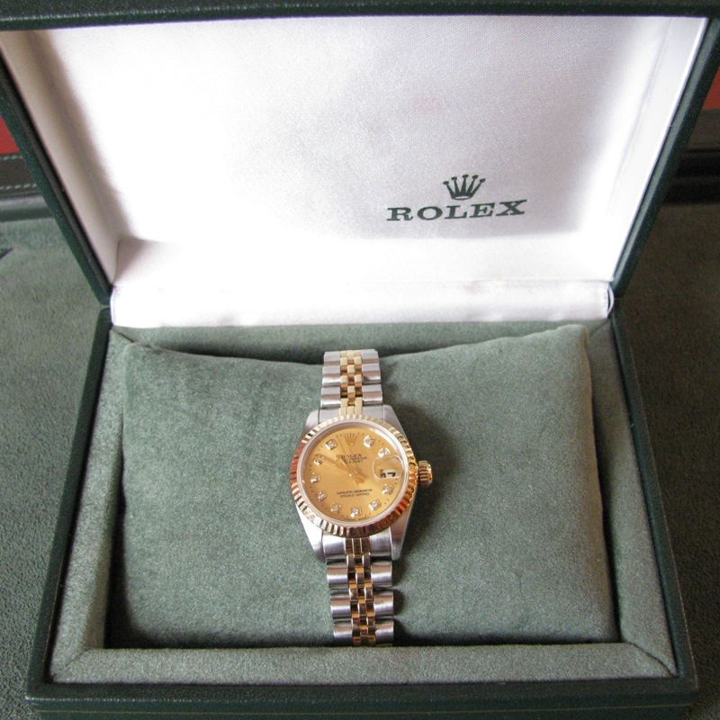 Rolex DateJust 69173, Luxury Watch, Rolex, Watch, Galway, Ireland, Pre-Owned Rolex, The Antiques Room