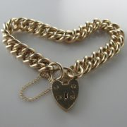 Yellow Gold Curb Link Bracelet, Fine Jewellery, Galway