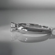 Diamond Solitaire Ring, The Antiques Room, Jewellery, Galway, West of Ireland