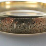 Gold Bangle, Gold Bracelet, Bracelet, Fine Jewellery, Jewellery Shop, Jewellers, Galway