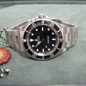 Rolex Submariner 14060, Luxury Watch, Rolex, Watch, Galway, Ireland, Pre-Owned Rolex, The Antiques Room