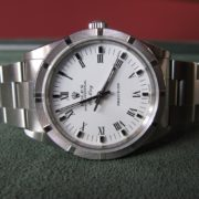 Rolex Air King 14010,, Luxury Watch, Rolex, Watch, Galway, Ireland, Pre-Owned Rolex, The Antiques Room