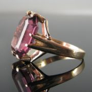 Amethyst Ring, Jewellery, Galway, Ireland, The Antiques Room