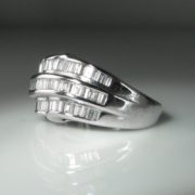 White Gold Diamond Ring, Diamond Ring, Jewellers, Jewellery Shop, Galway