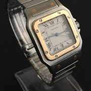 Cartier Santos Galbee Gold And Steel Watch 187901, Luxury Watch, Galway, Ireland