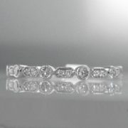 Art Deco Style Diamond Ring