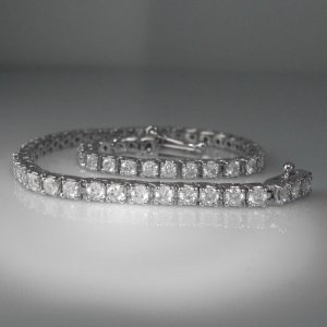 Diamond Tennis Bracelet, diamond bracelet, tennis bracelet, bracelet, jewellery, Galway, Ireland, The Antiques Room