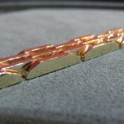 Gold Bracelet, 14k Gold Bracelet, The Antiques Room